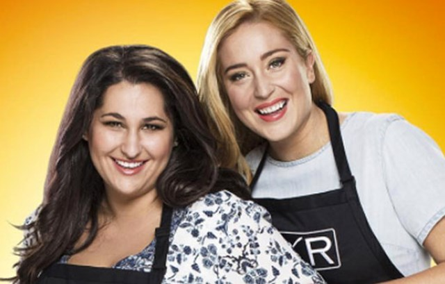 Sarah Tully My Kitchen Rules