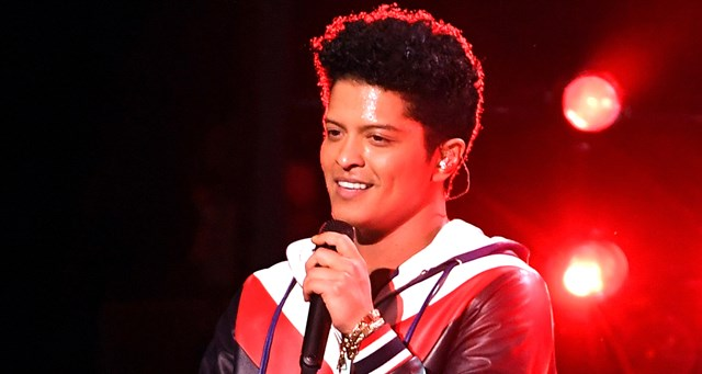 A Bruno Mars TV special is coming