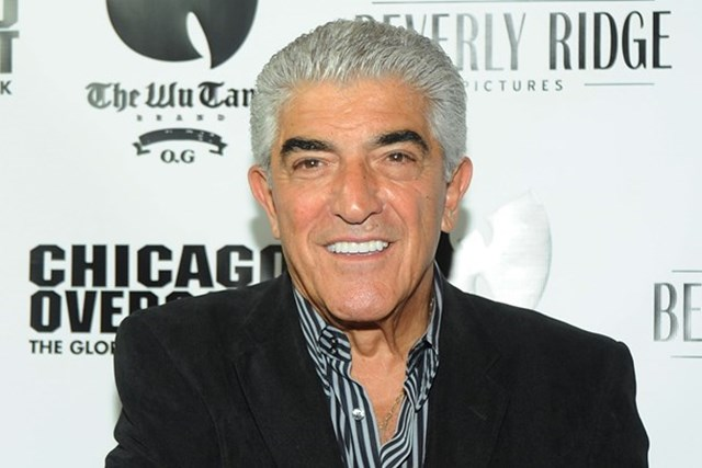 Sopranos actor Frank Vincent has died aged 78