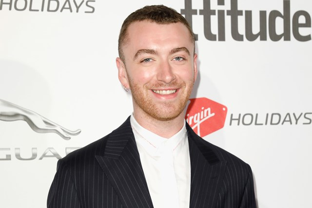 Sam Smith reveals he's gender fluid