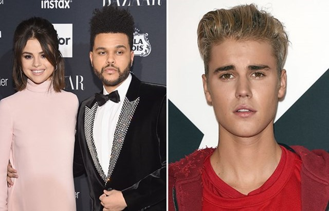 The Weeknd is reportedly dating Justin Bieber's ex