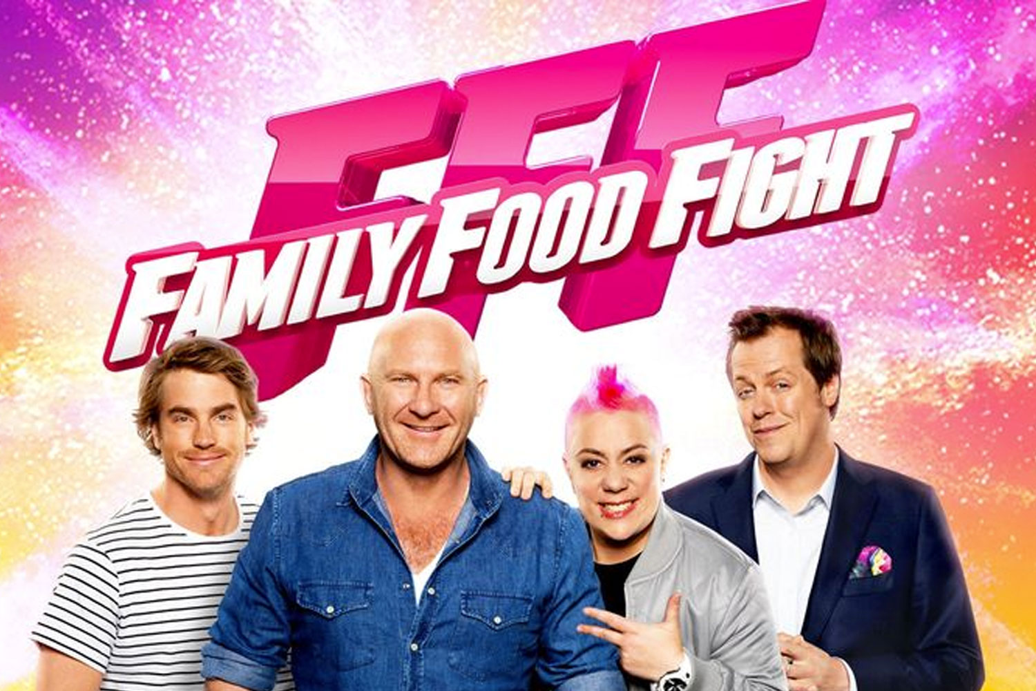 Family Food Fight Where S Tom