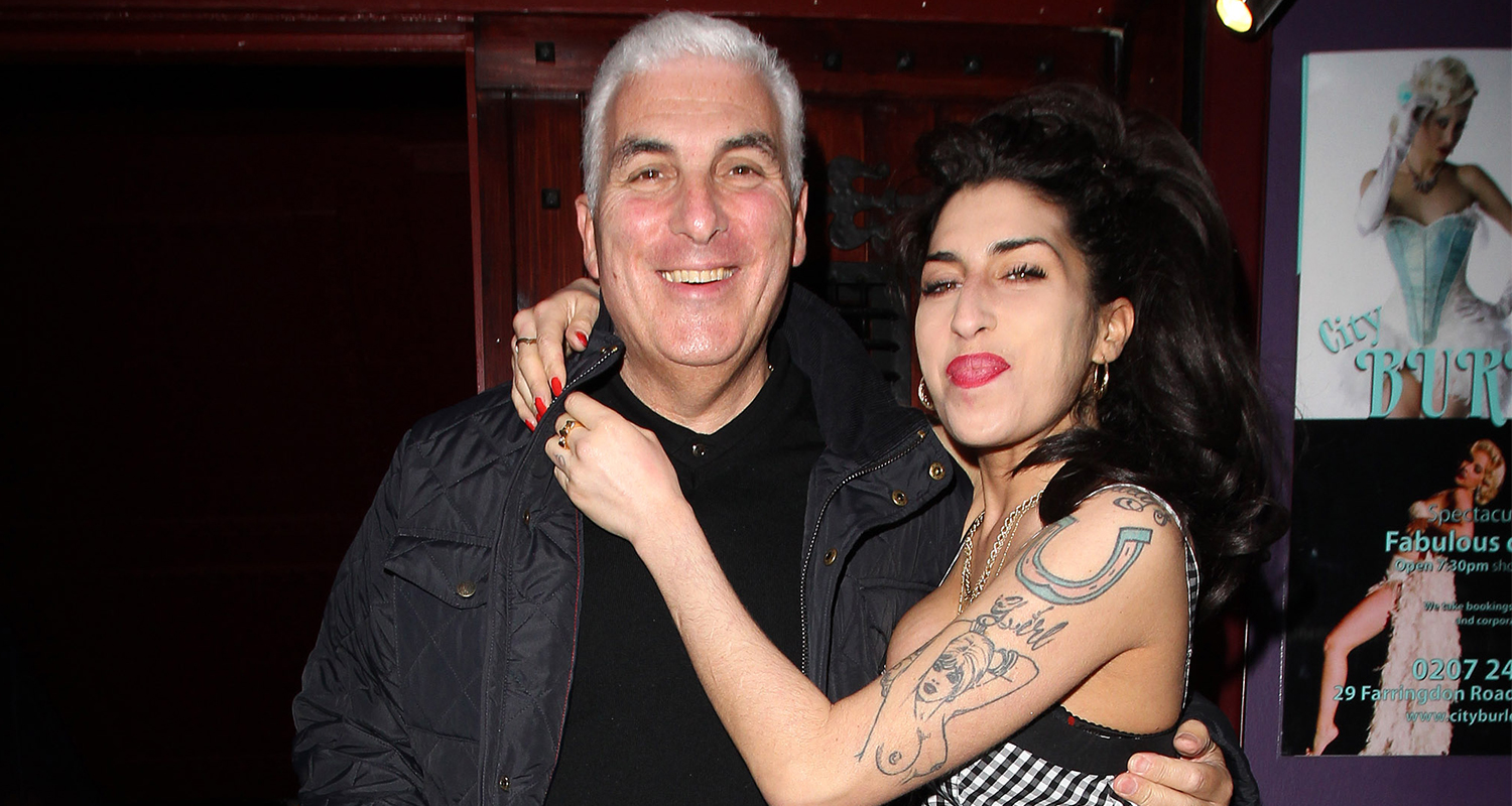 Amy Winehouse Leaked Photos amy winehouse's father claims her ghost visits him   who