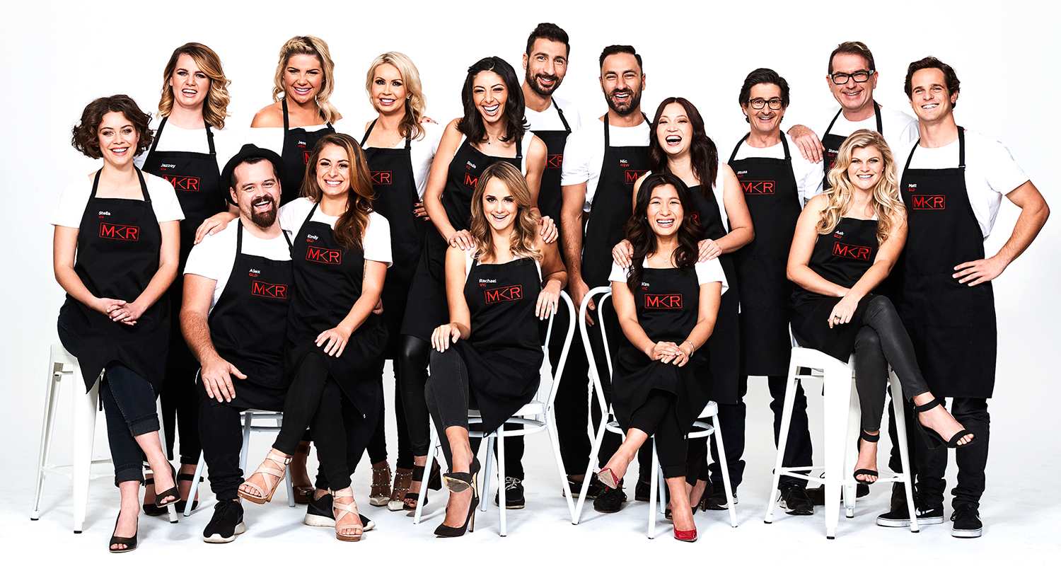my kitchen rules group one teams 2018 who magazine