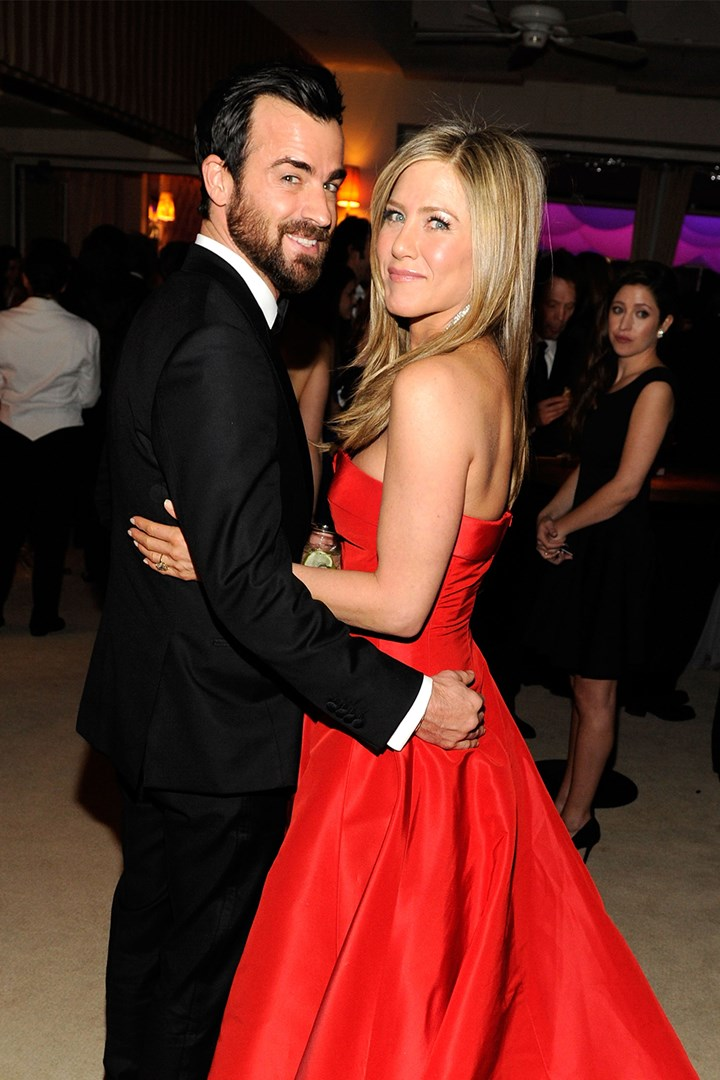 Jennifer Aniston And Justin Theroux Wedding.Jennifer Aniston And Justin Theroux Had Issues Before They Got