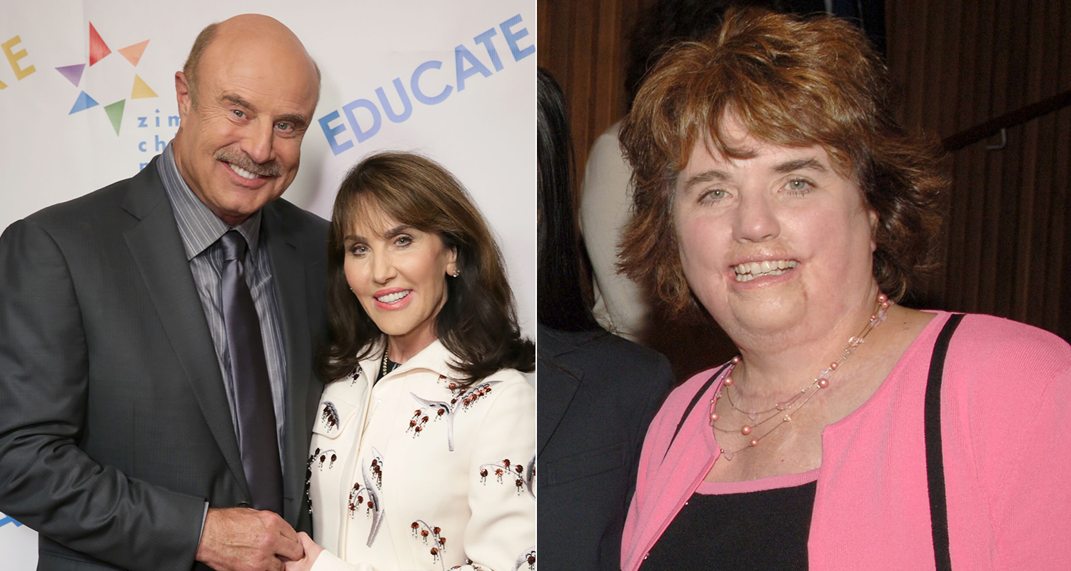 Robin Mcgraw Twin Sister Dr. Phil's ...