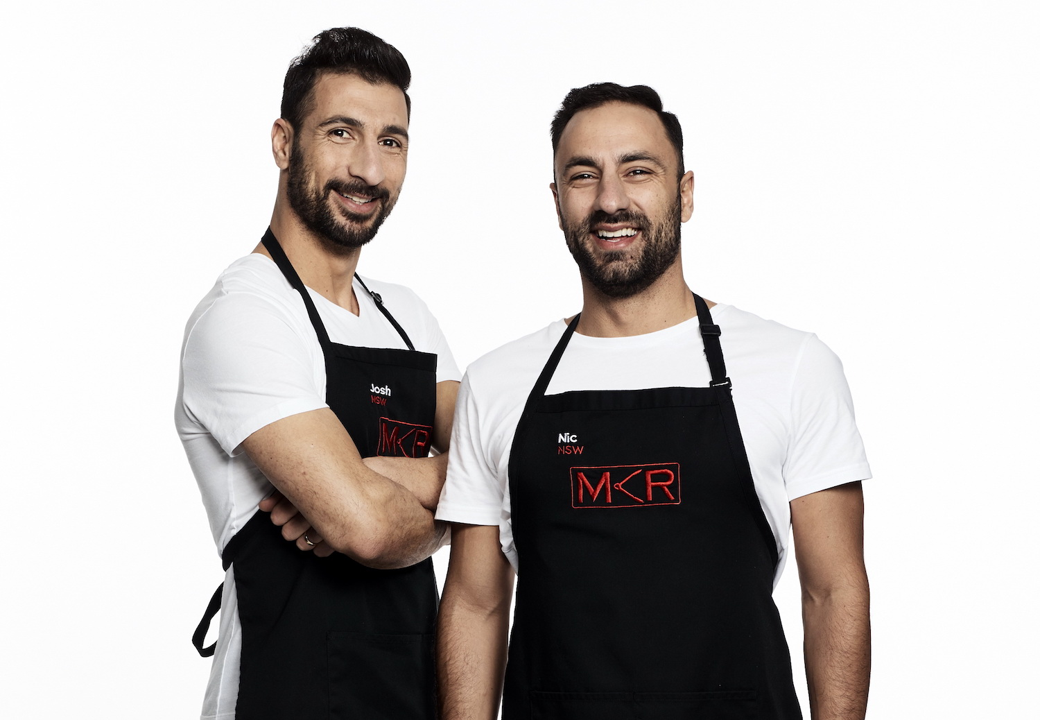 MKR\'s Josh and Nic win the show\'s ice cream challenge | WHO Magazine