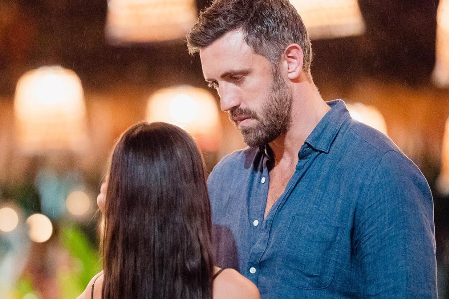 Bachelor In Paradises Luke McLeod takes to Instagram to apologise for cheating on Lisa Hyde