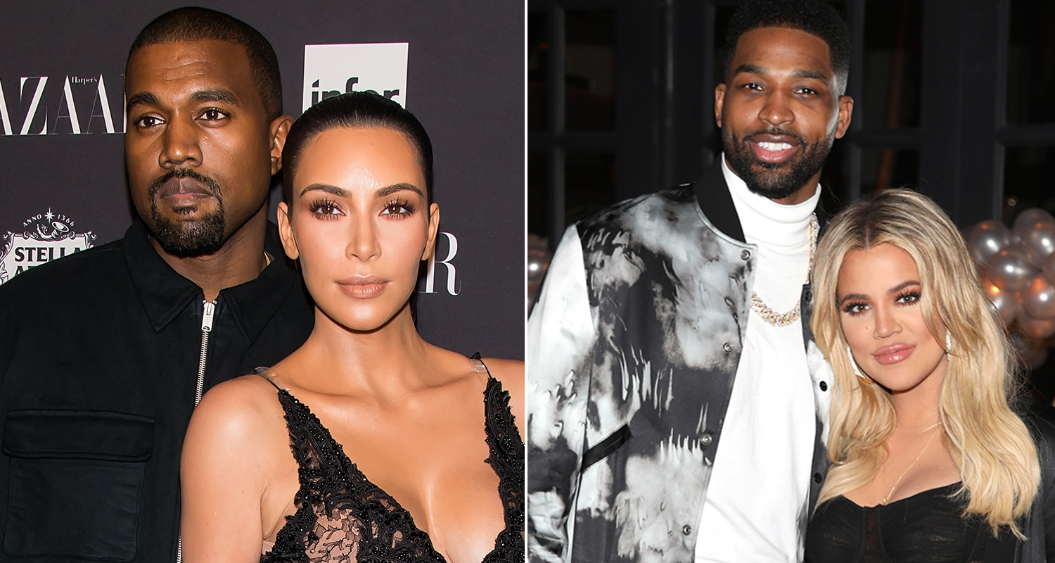 kim and kanye disgusted with tristan thompson amid