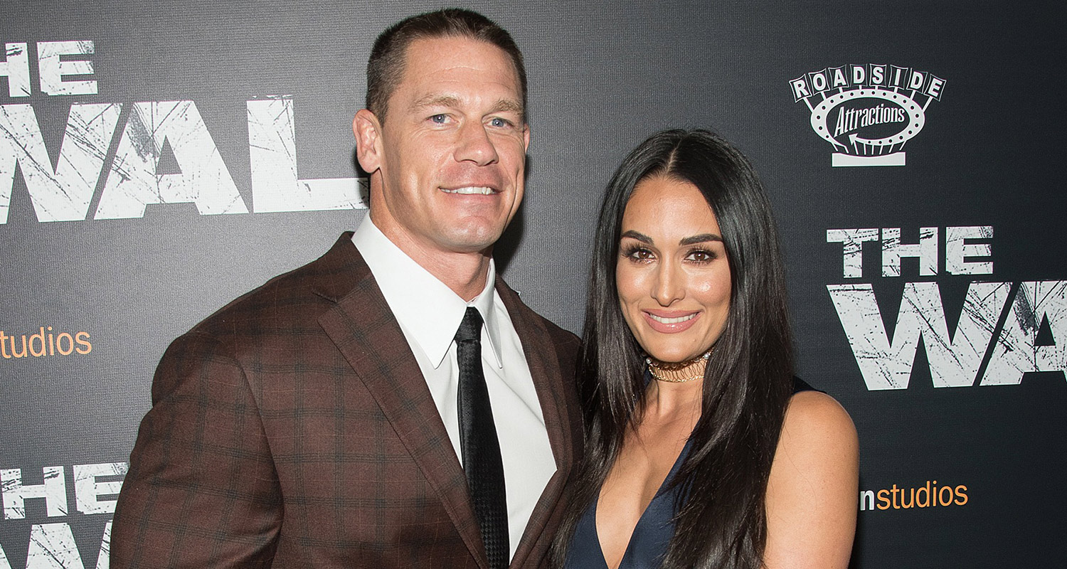 John Cenna and Nikki Bella share messages on their would-be wedding ...