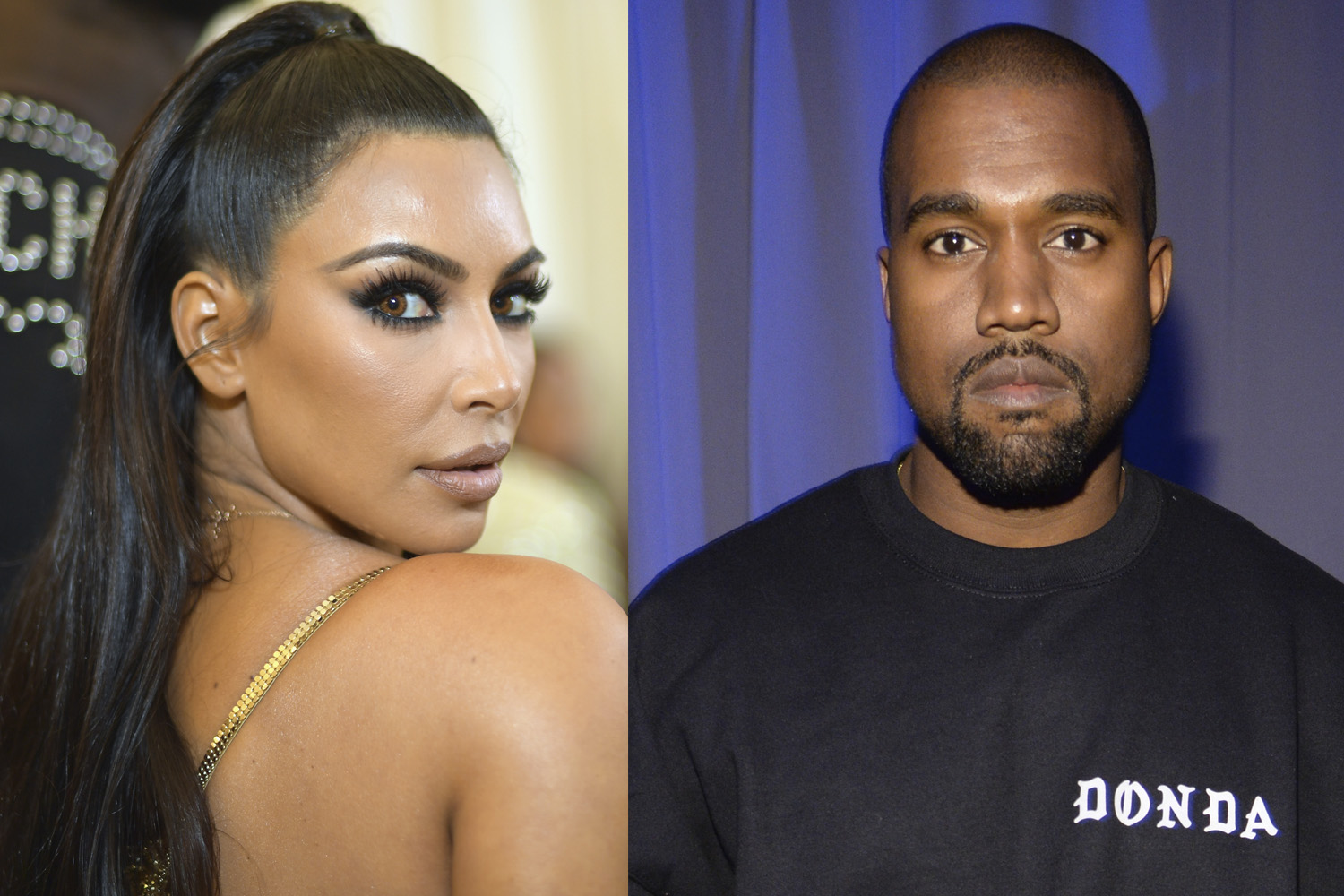 Kim Kardashian reveals Kanye West did not attend the 2018 ...