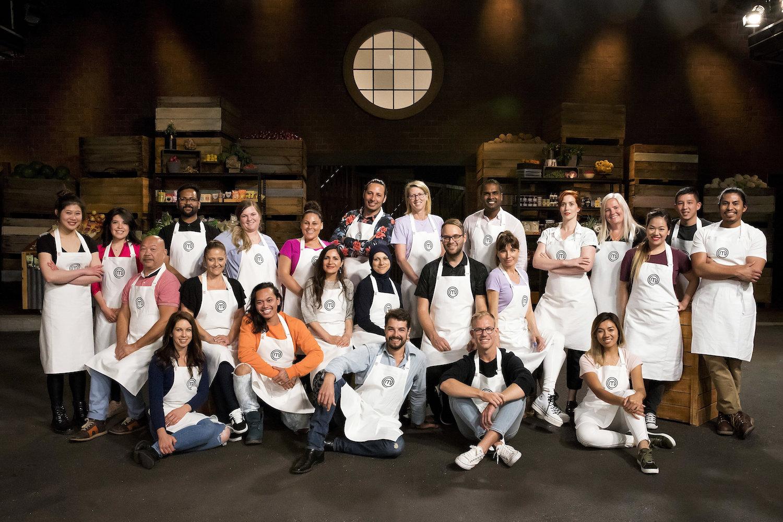 MasterChef Australias top 24 contestants revealed   WHO