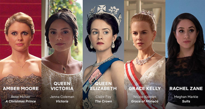 Christmas Prince Royal Wedding.The Prince Netflix