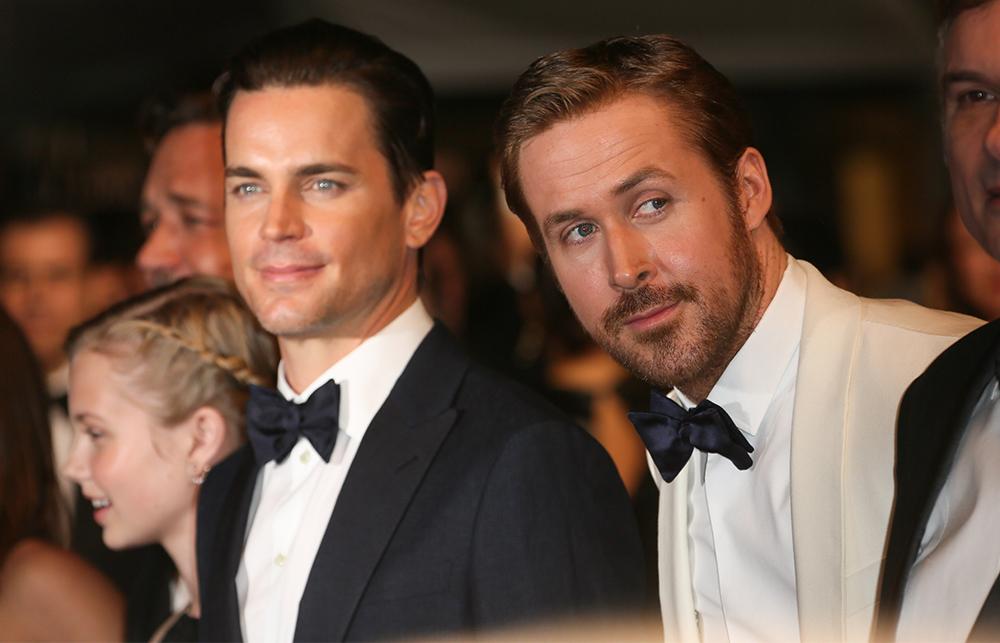 Matt Bomer and Ryan Gosling Bonded Over Raising Kids | WHO ...