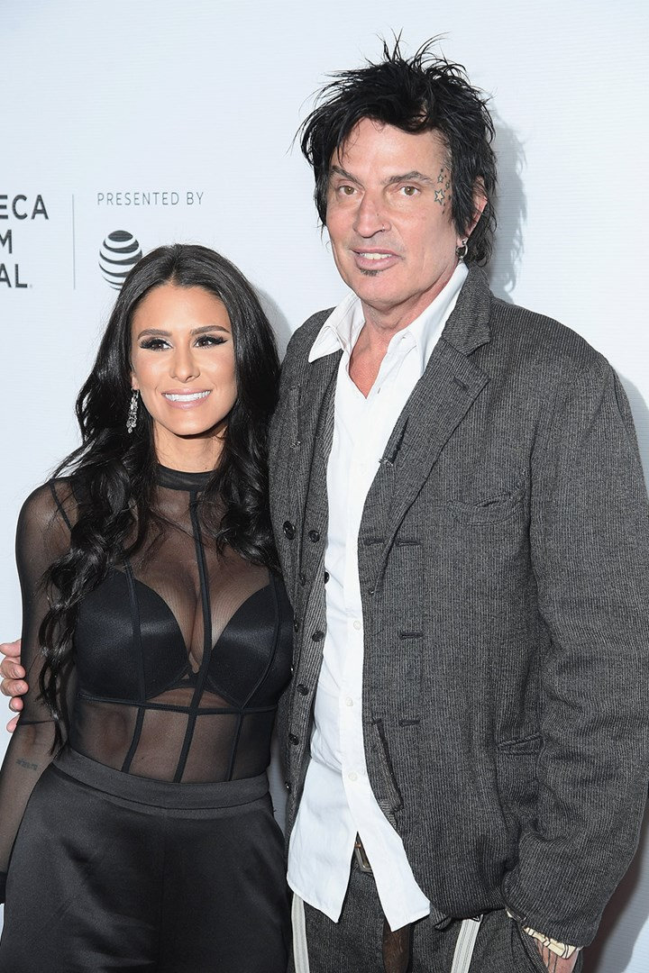 Tommy Lee Marries Brittany Furlan Who Magazine