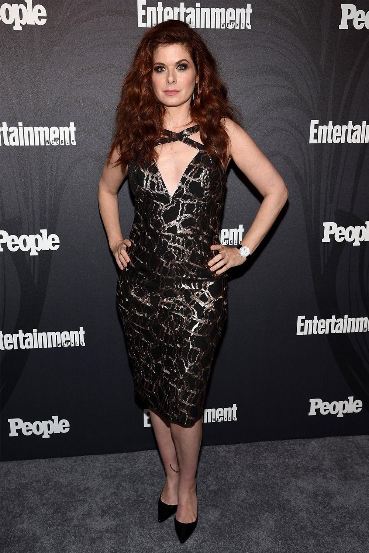 Hot Celebrity Stuff: Debra Messing - Im fascinated by
