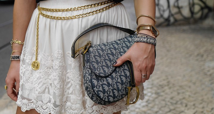 55809093d1c75 Dior saddle bag: everything you need to know | WHO Magazine