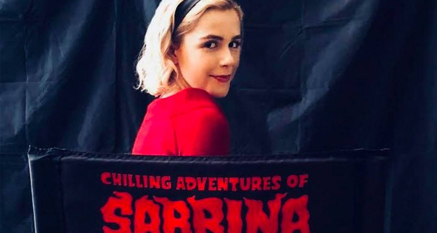 Image result for chilling adventures of sabrina netflix