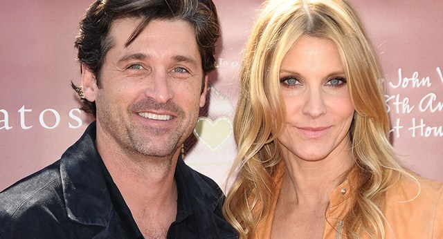 Patrick Dempsey Says He and Wife Jillian Are Back Together