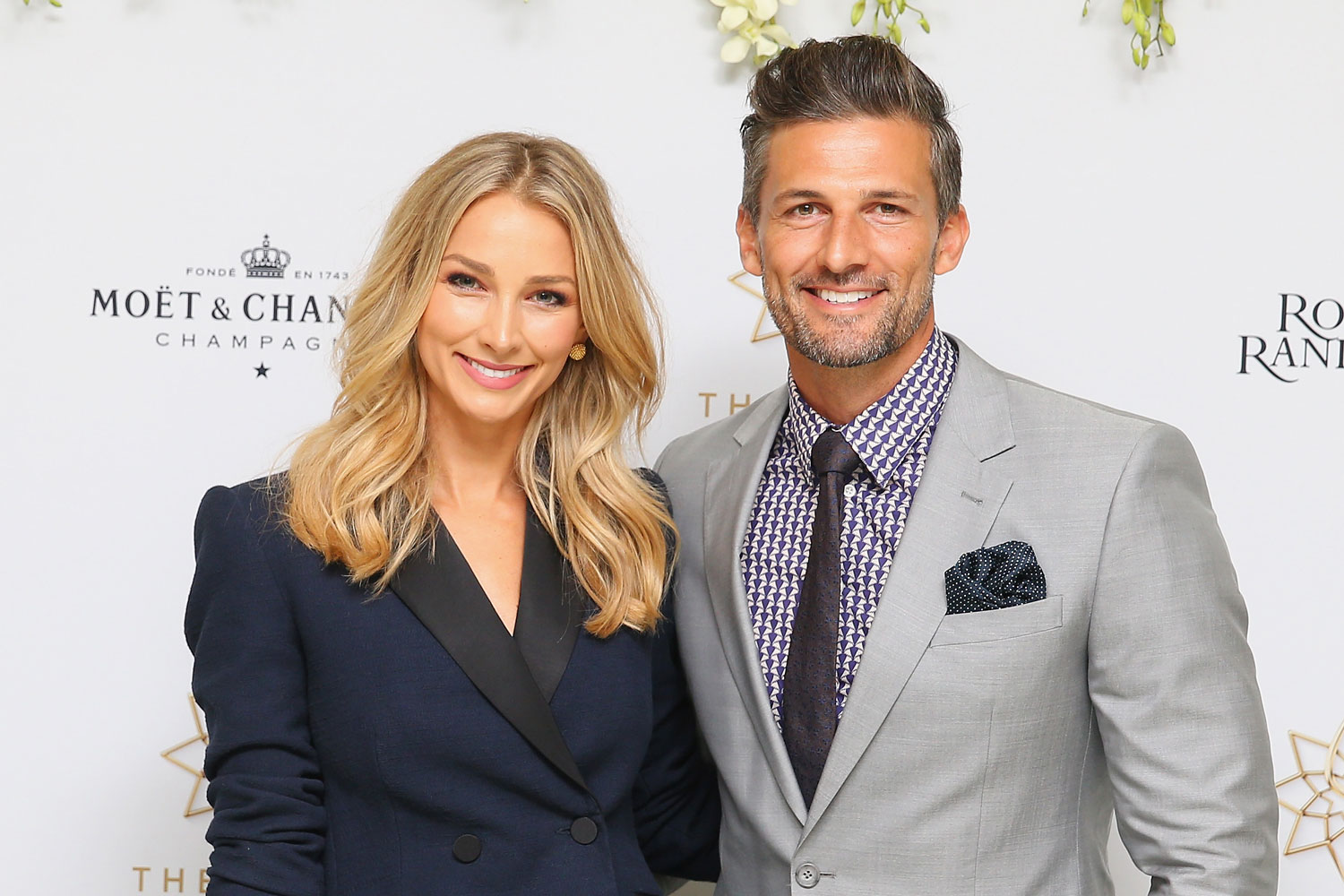 Tim Robards And Anna Heinrich S Baby Plans Who Magazine