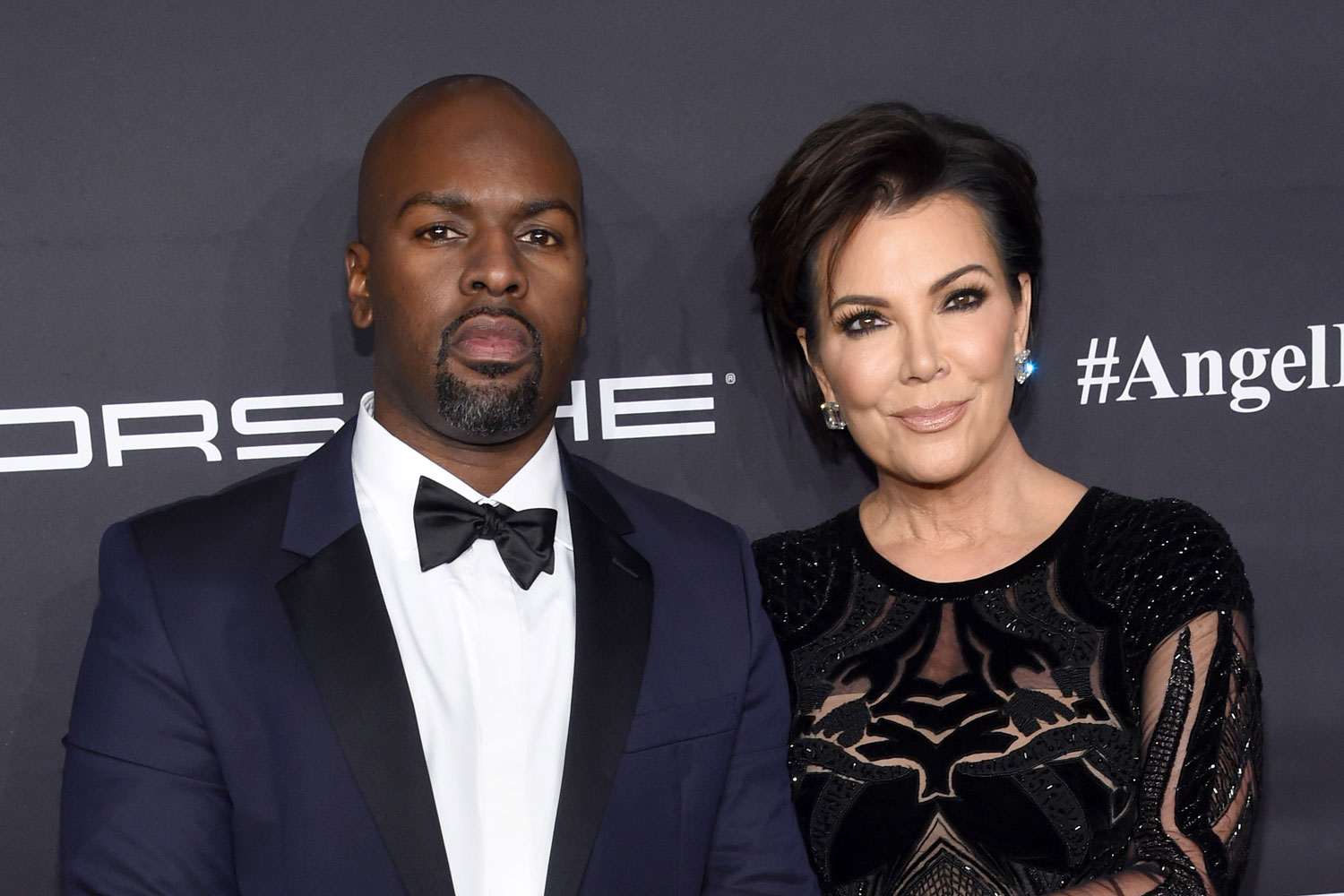 Image result for Kris Jenner and Corey Gamble instagram
