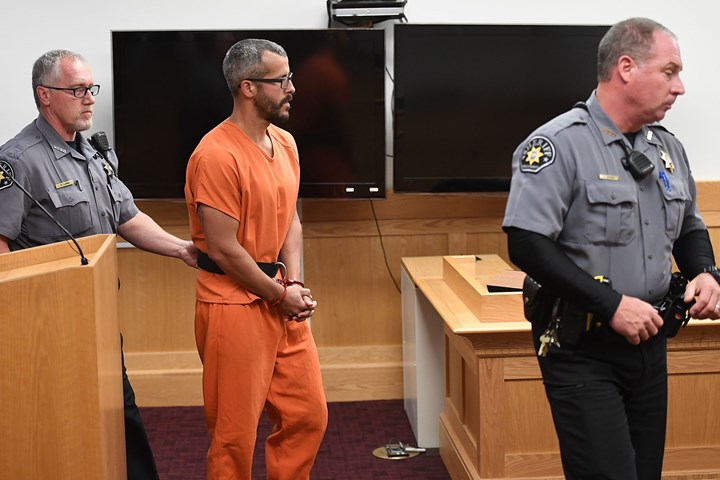 Chris Watts Is Mad About How Media Portrays Him, Says Source | WHO