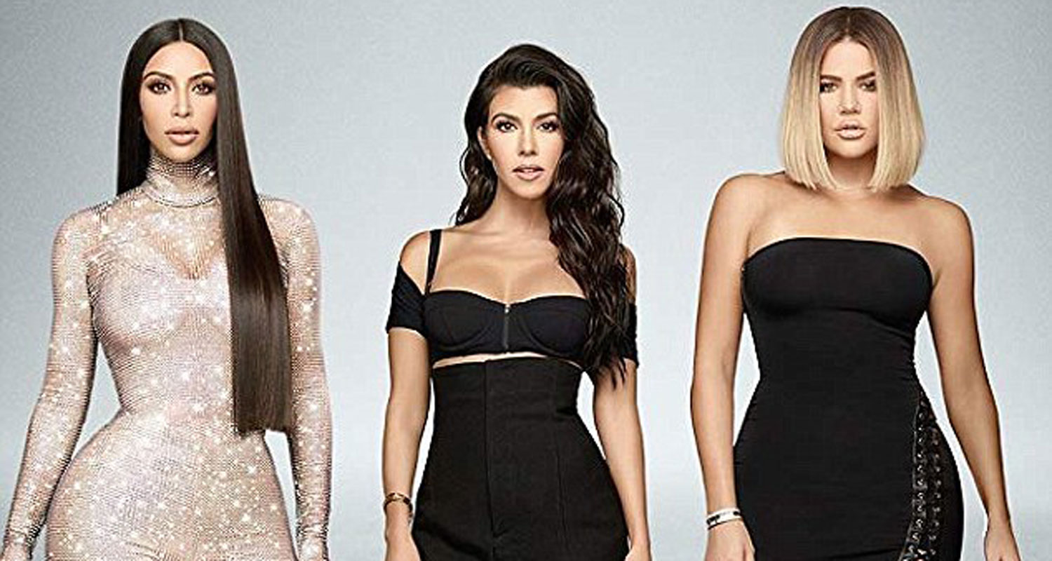 Kim Kardashian and her sisters Dash boutique in Hollywood