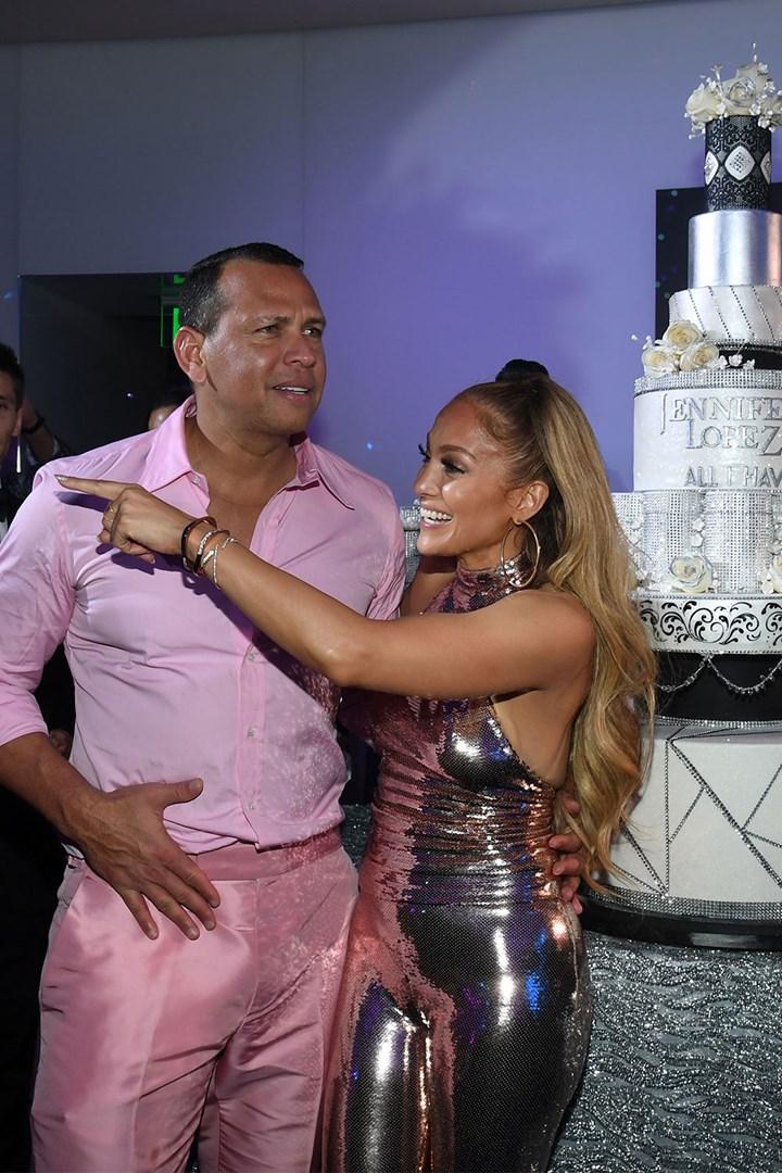 Jennifer Lopez and ex P Diddy reunite as Alex Rodriguez