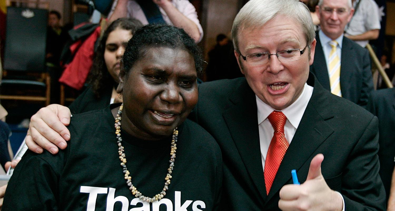 Kevin Rudd Apology Full Transcript Of Rudd S Sorry Speech Who Magazine