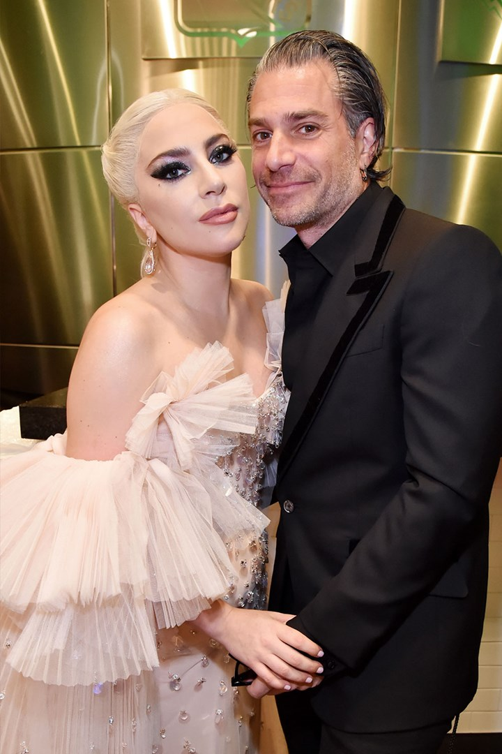 Lady Gaga is back in contact with her ex-fiance and fans are freaking out