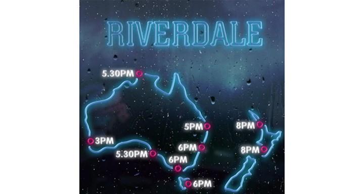 Riverdale' season 3 Netflix Australia air date   WHO Magazine