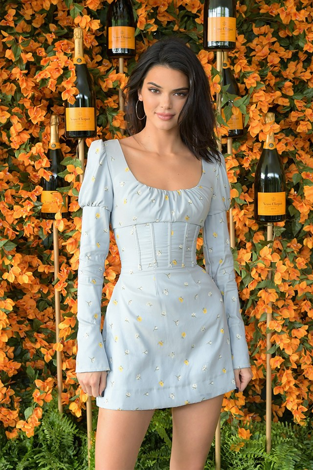 Kendall Jenner Tattoo A Complete History Of Her Tattoos Who Magazine