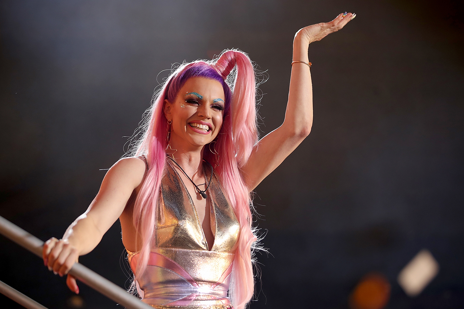 The Bi Lifes Courtney Act reveals the truth about her