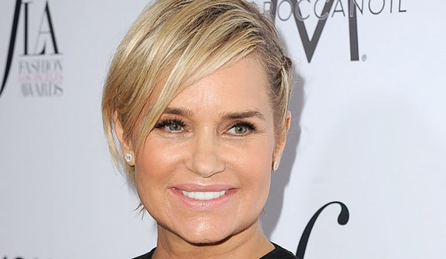 Yolanda Hadid shows off her incredible bikini body