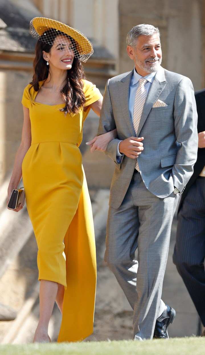 Amal Clooney Royal Wedding.You Can Now Buy Amal Clooney S Royal Wedding Dress Who Magazine
