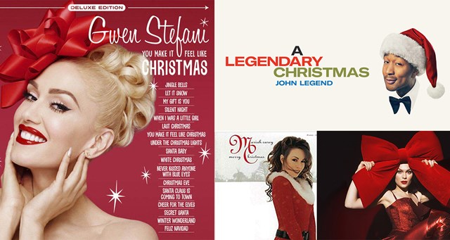 Best Christmas Albums.Top Celebrity Christmas Albums To Play On Repeat These