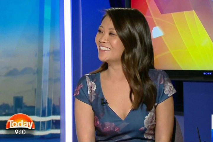 Meet Tracy Vo - the veteran 9 news reader tipped to join