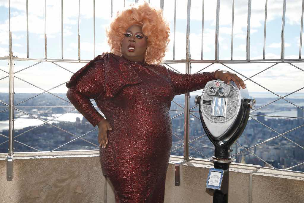 See Drag Race star Latrice Royale's beautiful wedding pictures