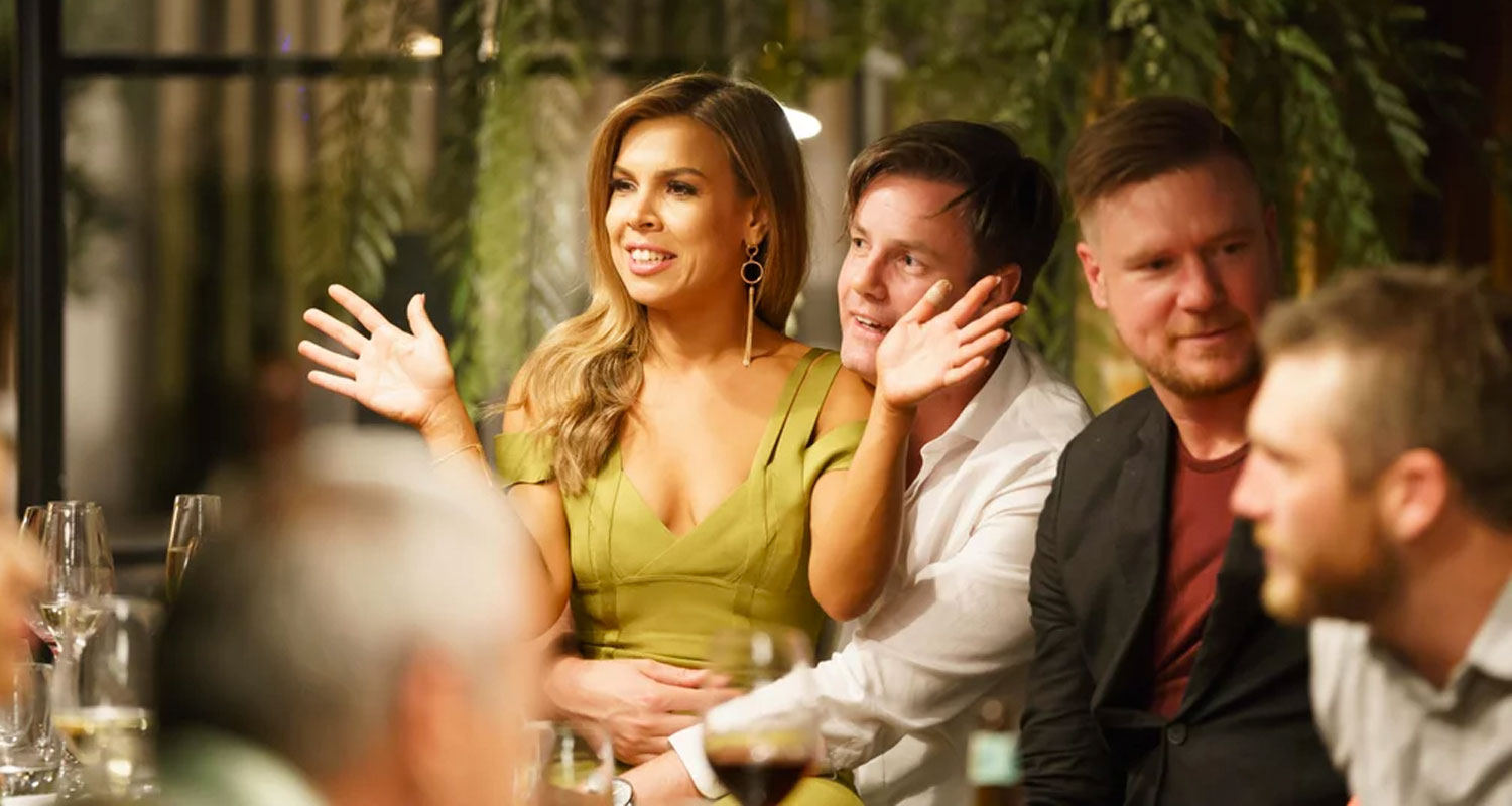 Are Mafs Jess And Dan Still Together Jess Addresses: MAFS Stars Ashley Irvin, John Robertson And Matty Lockett
