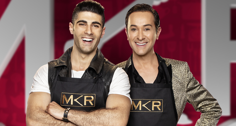 Meet my kitchen rules season 10s ibby and romel who magazine