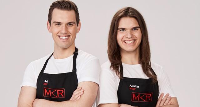 Meet My Kitchen Rules Season 10's Josh and Austin | WHO Magazine