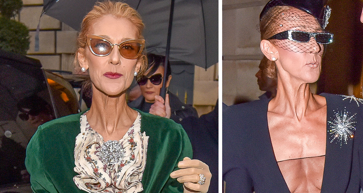 Celine Dion Slams Criticism Over Her Thin Frame Who Magazine