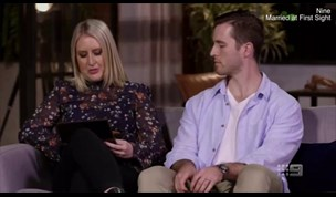 MAFS Lauren and Matthew BOTH Vote to Leave