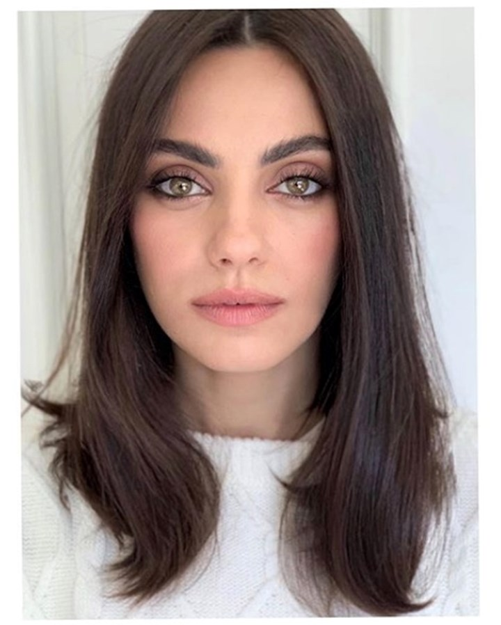 Mila Kunis Just Chopped All Her Hair Off Who Magazine