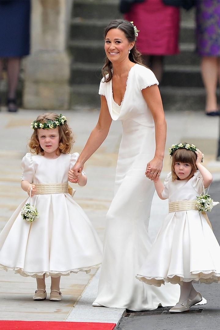 Pippa Middleton S Bridesmaid Dress Who Magazine