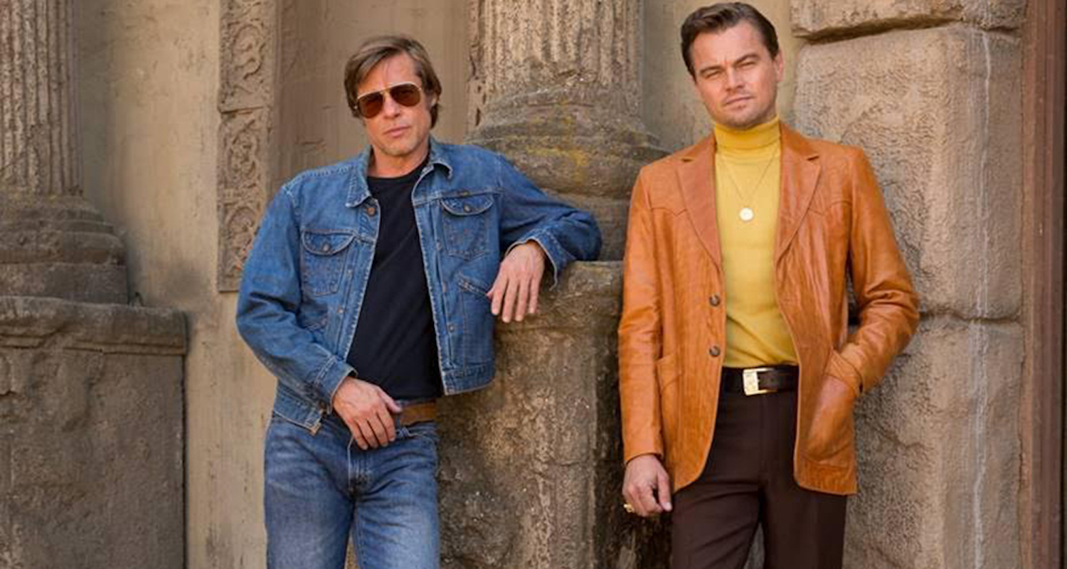 The 'Once Upon a Time    in Hollywood' trailer is here   WHO