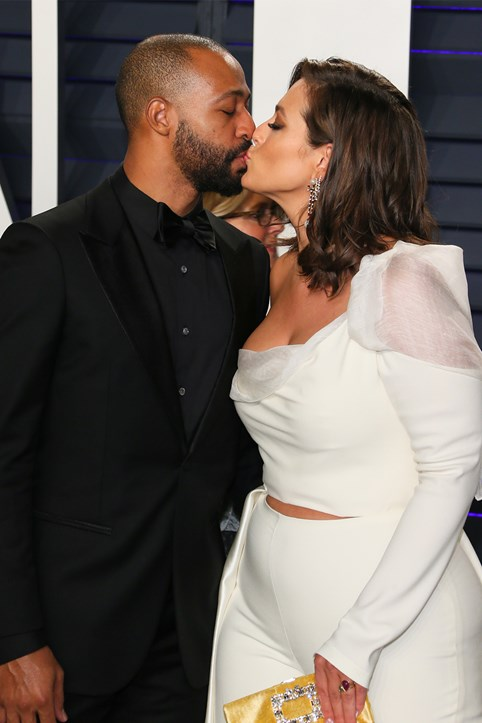 Ashley Graham Wedding.Ashley Graham Husband Who Is Justin Ervin Who Magazine