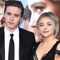 Brooklyn Beckham posts sweet snap with girlfriend Chloe Grace Moretz