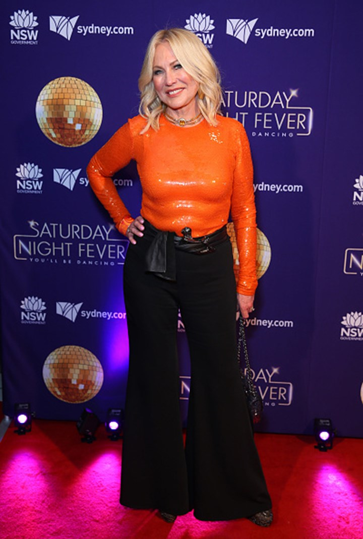 Kerri-Anne Kennerley makes first public appearance since