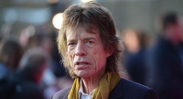 Mick Jagger Expecting Baby Number 8